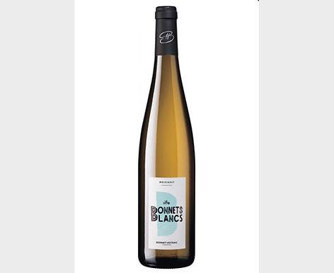 """🇫🇷  DOMAINE BONNET-HUTEAU """"les bonnets blancs"""" 2019 - 75cl"""