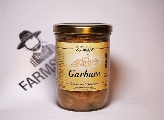 🇫🇷 GARBURE  (750g)