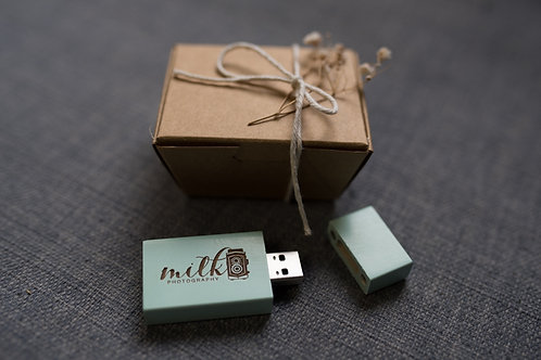 Kraft Packaging - USB