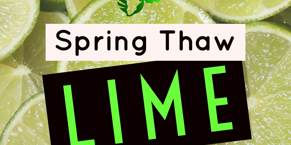 DBEN Spring Thaw Lime