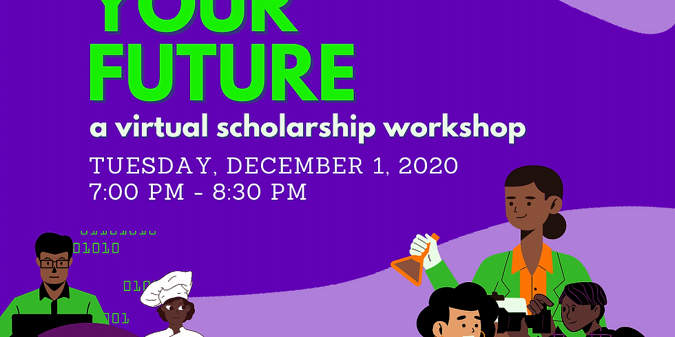 Funding Your Future: a virtual scholarship workshop