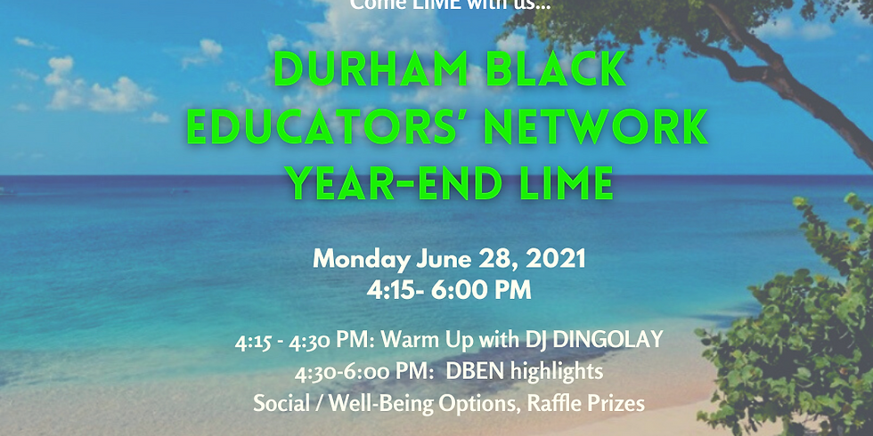 DBEN Year-End Lime