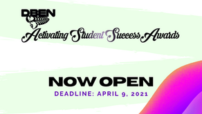 Now accepting applications for the 9th annual Activating Student Success Awards!