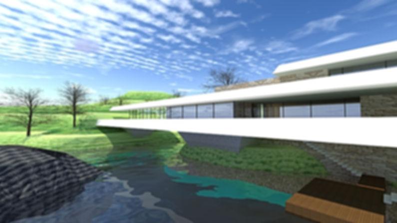 Architect designed,Bridge House, Group Architecture