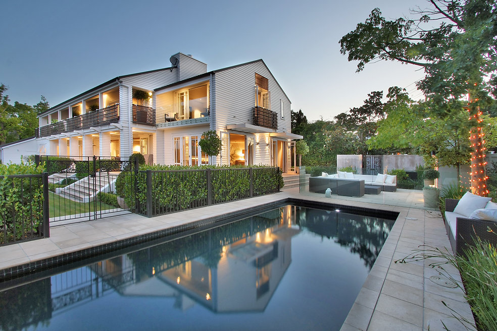 Designed by Tony Richardson,Group Architecture,Remuera Renovation