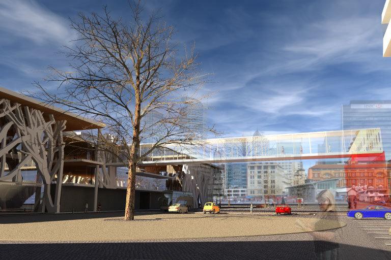 Designed by Tony Richardson,Group Architecture