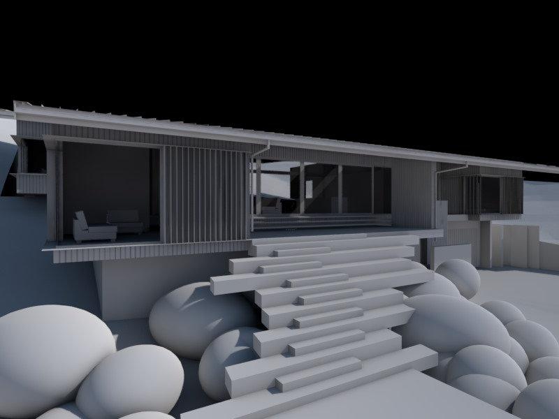 Designed by Tony Richardson , Group Architecture