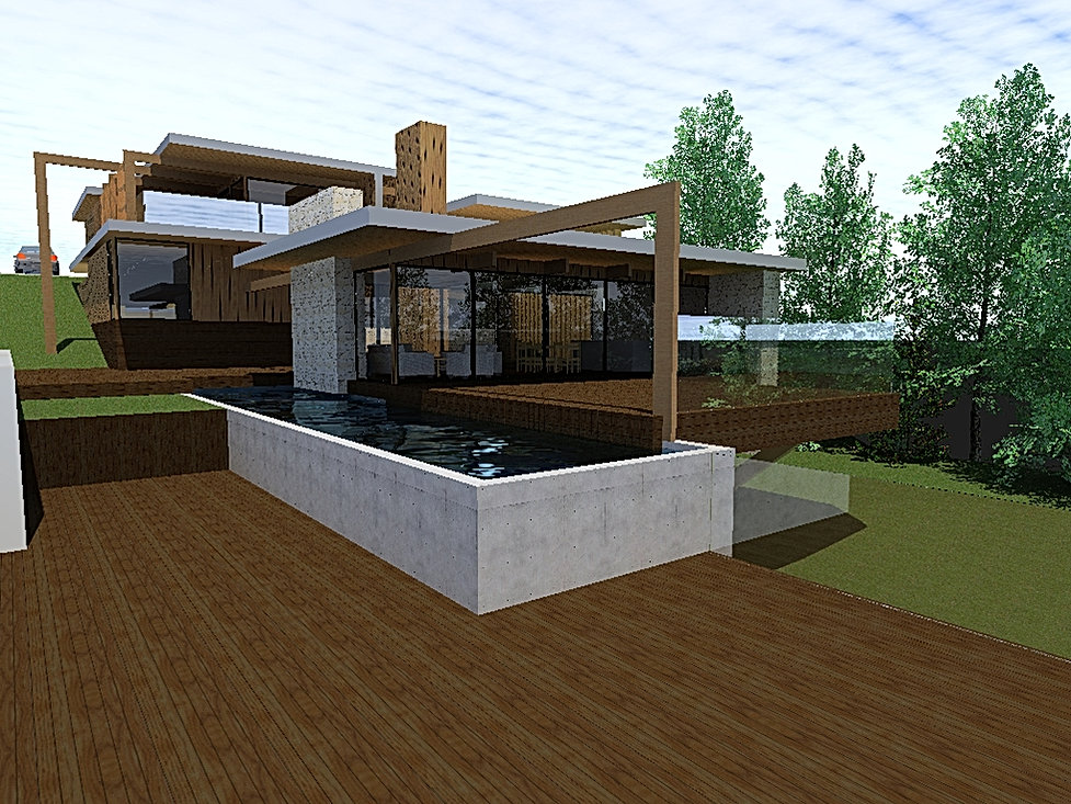 New House Piha