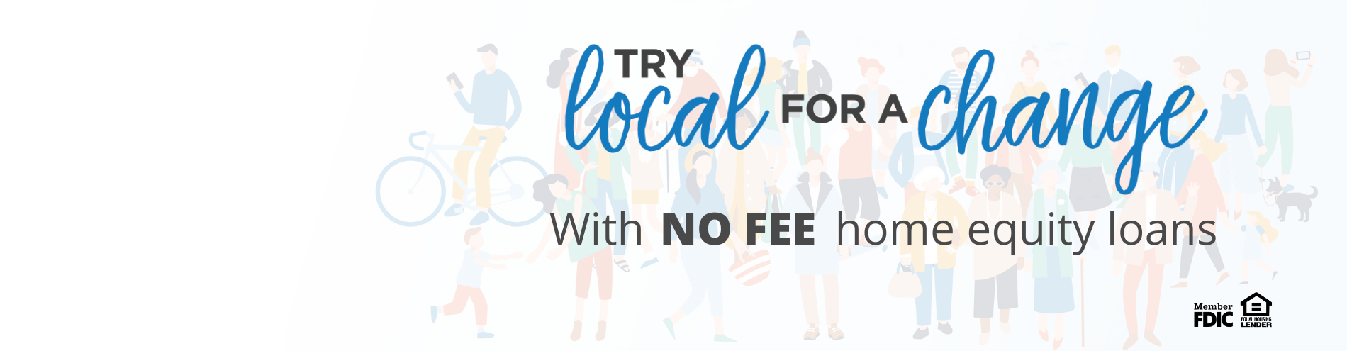 Try Local for a Change