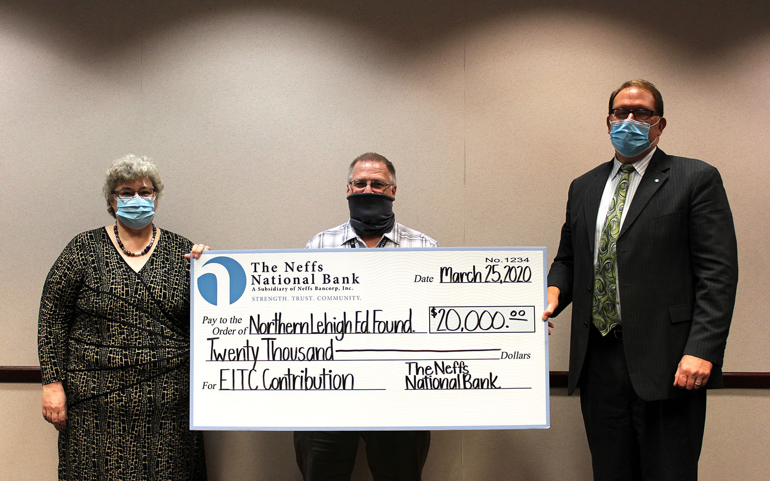 Northern Lehigh School District Education Foundation