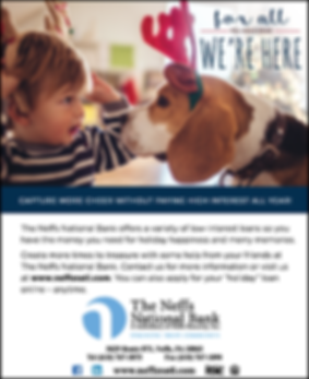 TNNB Fall 2019 Holiday Advertisement