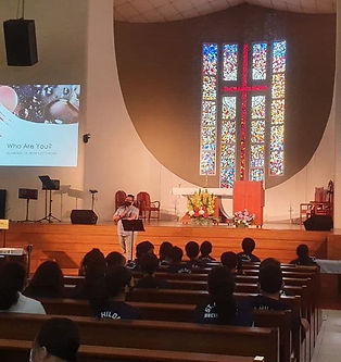 Partnering schools for weekly Chapel services for over 40 years.