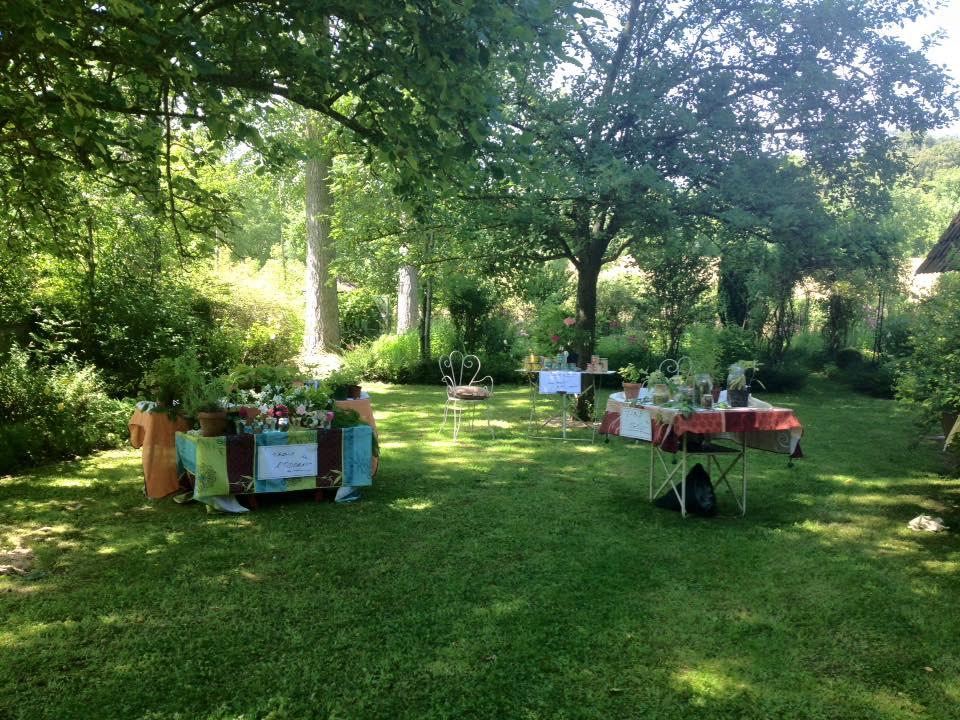 Jardin des Evoissons