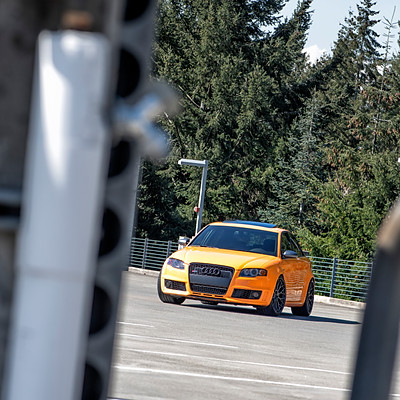Edwin's AMD Supercharged Audi RS4