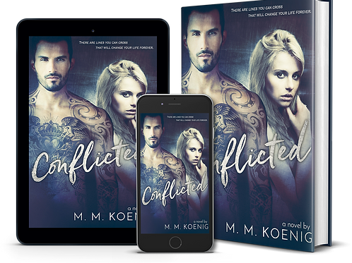 Signed Conflicted Paperback
