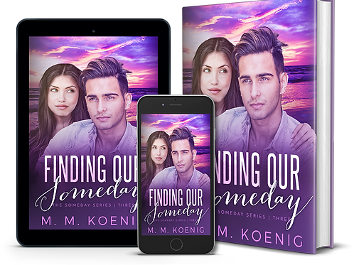 Signed Finding Our Someday Paperback
