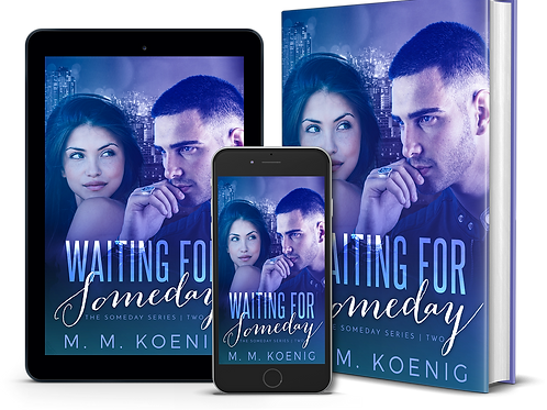 Signed Waiting for Someday Paperback