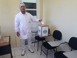 Trabalhadores da Saborina elegem nova CIPA