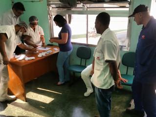 Trabalhadores da AGRONIPPO elegem nova CIPA