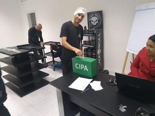 Trabalhadores da GDS elegem nova CIPA