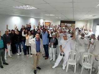 Trabalhadores da Da Terrinha aprovam acordo para PLR