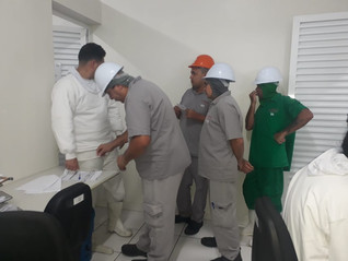Trabalhadores da JBS elegem nova CIPA