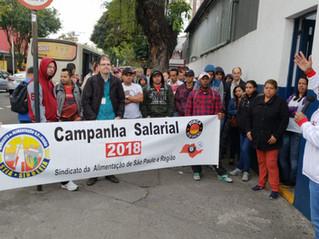 Negociações na Lala Vigor do ABC emperram e trabalhadores cobram definição