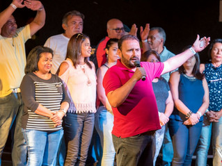 Sindicato participa do 1º de maio, a festa do trabalhador
