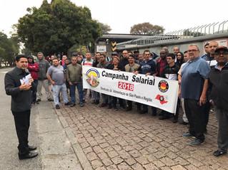 Trabalhadores da Camil reprovam proposta patronal para reajuste e exigem pagamento da PLR/2017