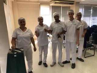Trabalhadores da Adria aprovam renovação da jornada de trabalho