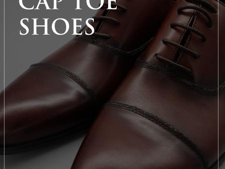 皮鞋雕花種類