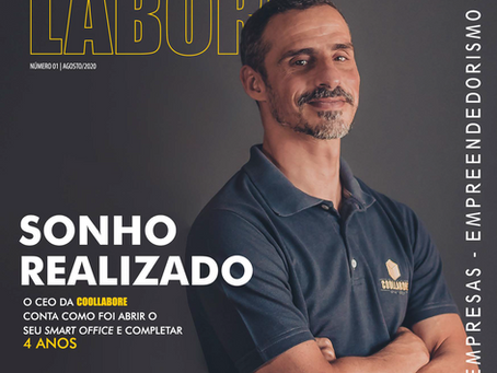 Coollabore lança a Revista Coollabore