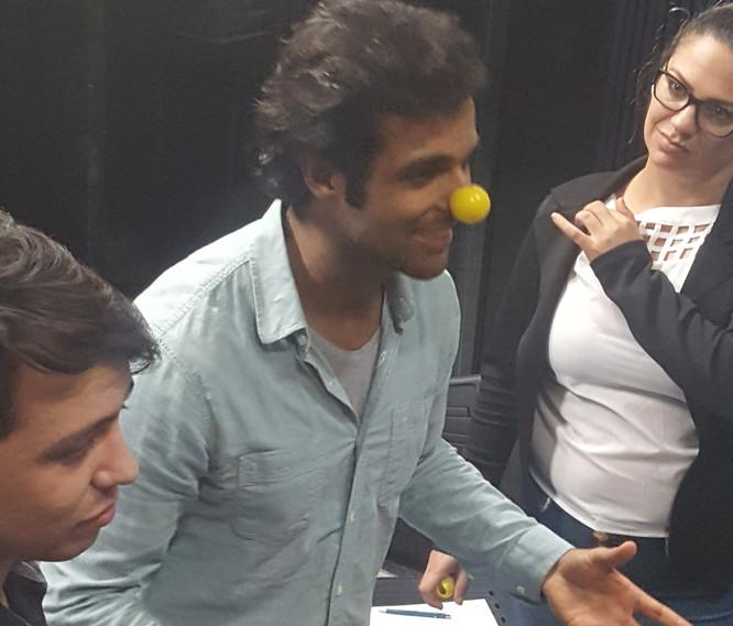 EVENTO - DESCONSTRUINDO O RIDÍCULO