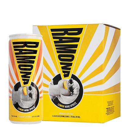 RAMONA Lemon Wine Spritz (4-Pack)
