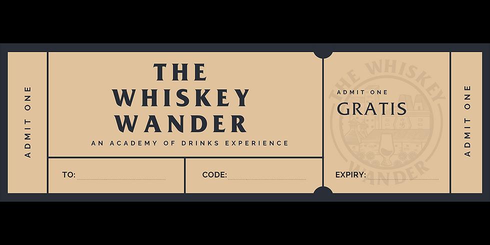 The Whiskey Wander Gift Voucher(s)