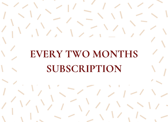 Bi-Monthly Subscription