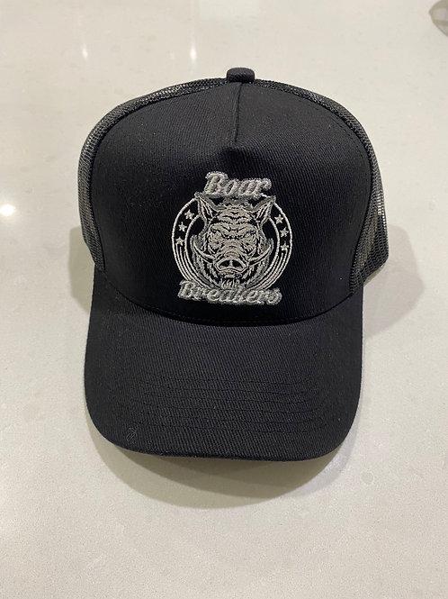 Black boar breakers classic cap