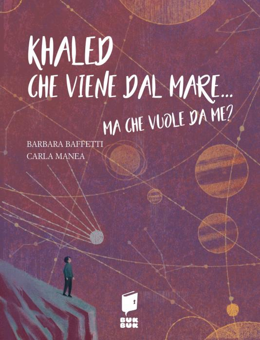 Khaled che viene dal mare