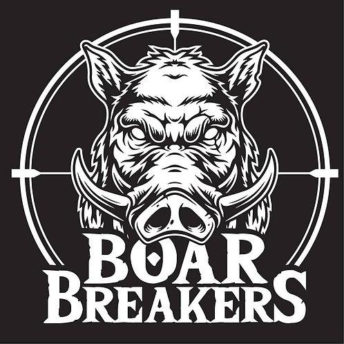 Boar Breakers Sticker