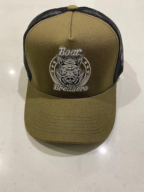 Green boar breakers classic cap