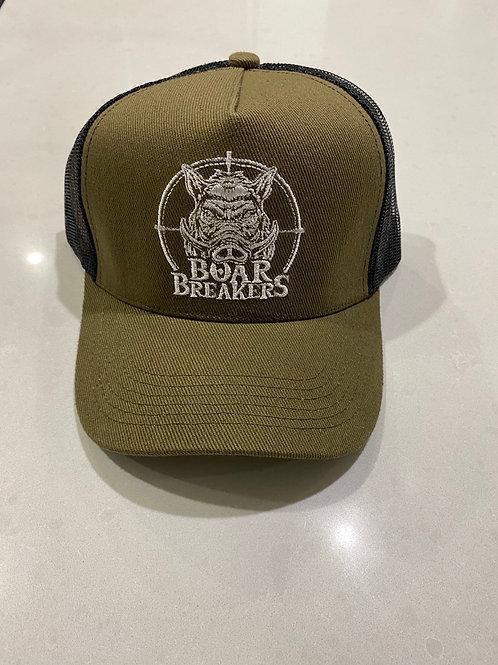 Green boar breakers original cap