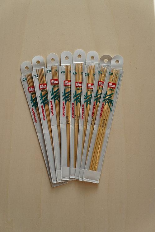 Bambus Stricknadeln Original Prym