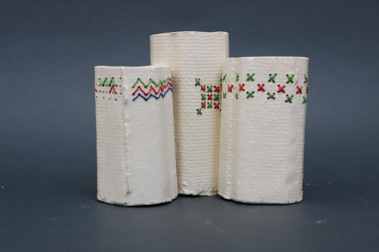 Embroidery Ceramic-1