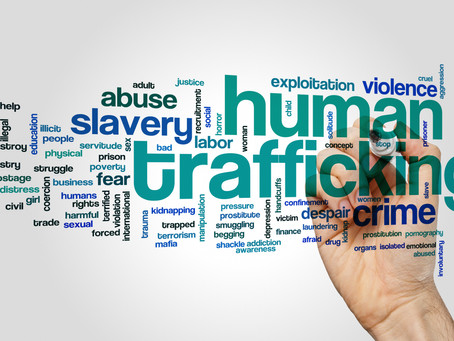 How YOU can Help PREVENT Human Trafficking