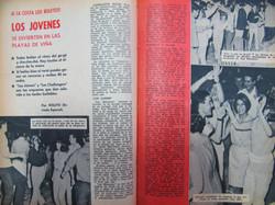 Reportaje Revista Rincón Juvenil (Ene.24,1967)