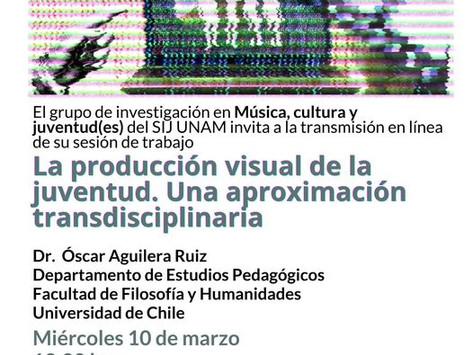 """Seminario """"La producción audiovisual de la juventud"""""""