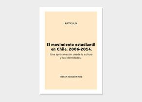 Artículo: El movimiento estudiantil en Chile, 2006-2014