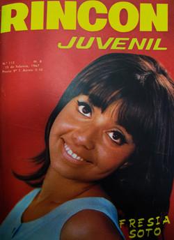 Portada Rincón Juvenil (Feb.15,1967)