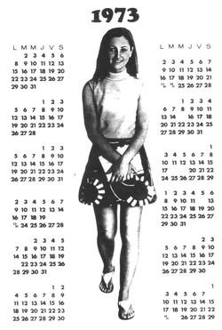 Contraportada Revista Ramona (Diciembre 1972)