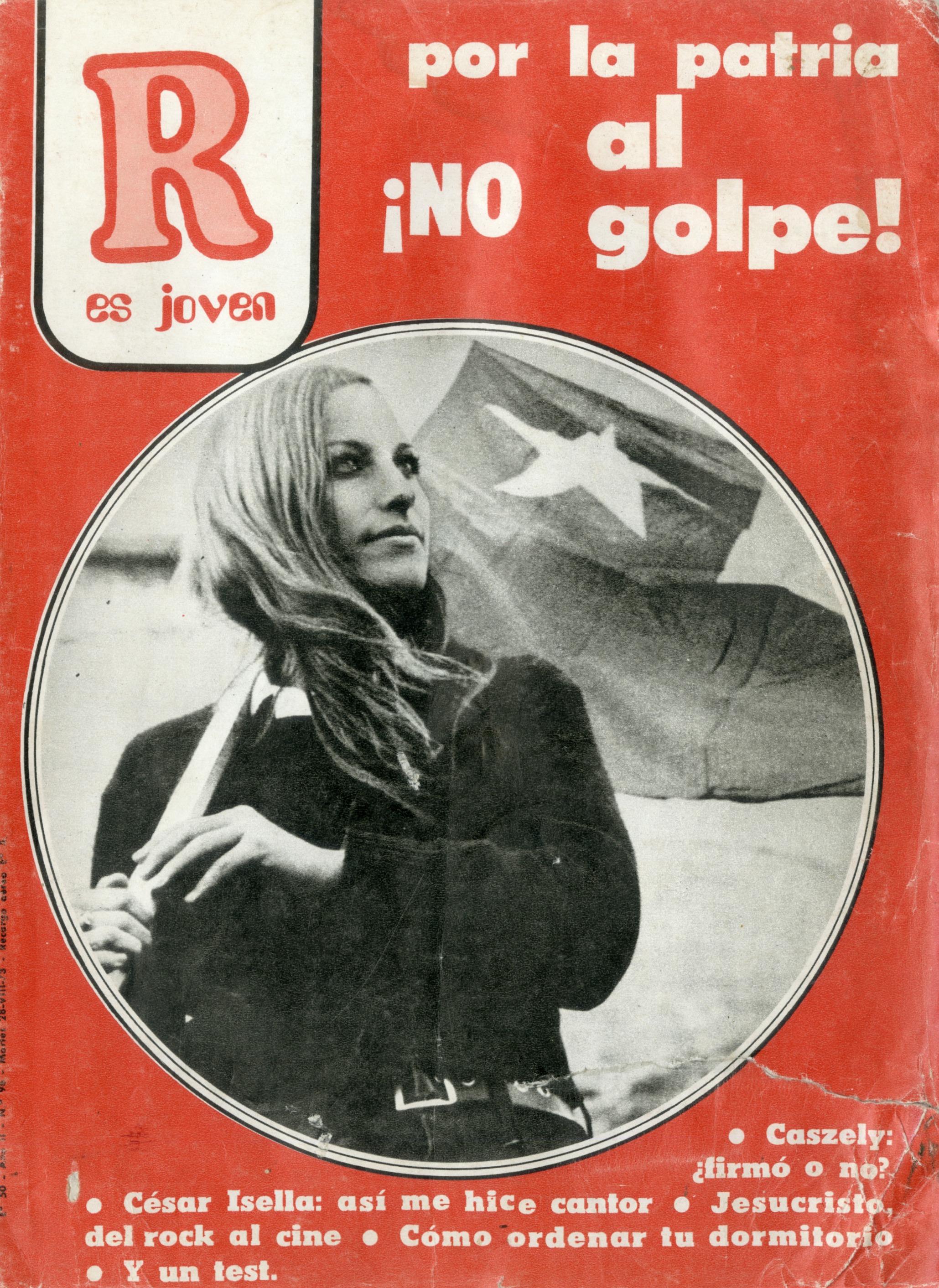 Portada Revista Ramona (Ago.28,1973)